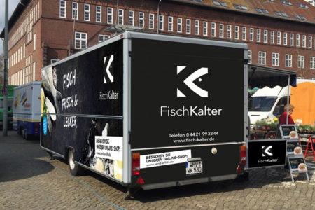 Fisch Kalter |Verkaufswagen